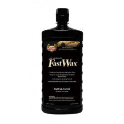 VOC COMPLIANT FAST WAX
