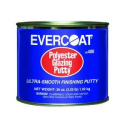 20oz POLYESTER GLAZING PUTTY