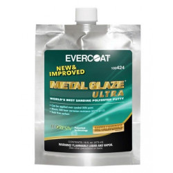 METAL GLAZE ULTRA - 16oz....