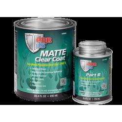 MATTE CLEAR COAT