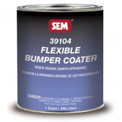 BUMPER COAT FLEXIBLE QUART