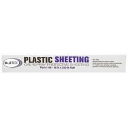 16X350 PLASTIC SHEETING