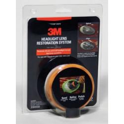 MMM headlight cleaner