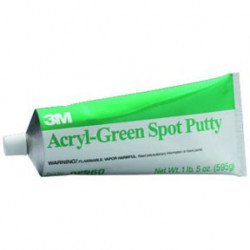 green putty