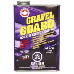 103720 BLACK GRAVEL GUARD...