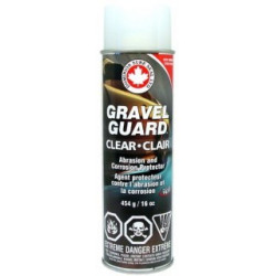 240085 CLEAR GRAVEL GUARD 454G