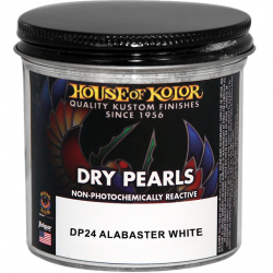 ALABASTER WHITE DRY PEARL...