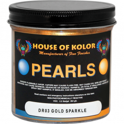 GOLD SPARKLE DRY PEARL (2 OZ.)