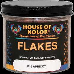APRICOT DRY FLAKE (6 OZ.)