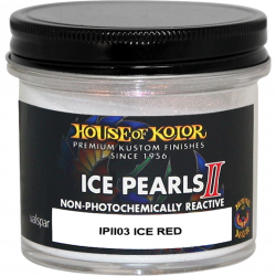 ICE RED II PEARL (2 OZ.)